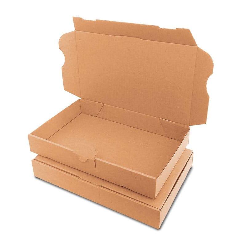 Karton fasonowy 225x145x35 mm - MB XS brązowy